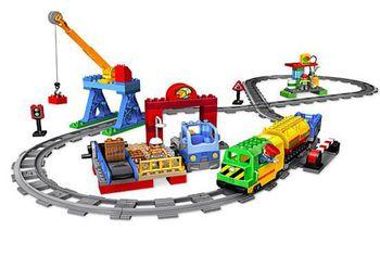 Железные дороги и треки