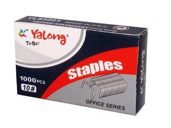 Скобы для степлера N10, 1000шт