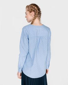 Блуза TOM TAILOR Синий 1009258
