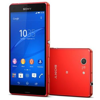 Sony Xperia Z3 Compact (D5833) Orange + Dock Station