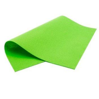 Фетр мягкий  Светло зелёный. Размер: А3