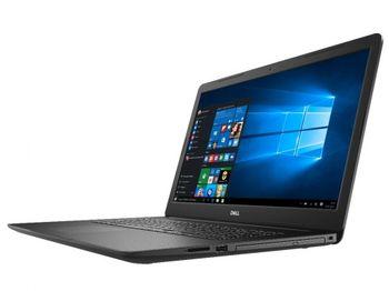 """купить DELL Inspiron 17 3000 Black (3780), 17.3"""" FullHD (Intel® Core™ i5-8265U, 4xCore, 1.6-3.9GHz, 8GB (1x8) DDR4, 128GB M.2 PCIe SSD+1TB HDD, AMD Radeon™ 520 Graphics 2GB GDDR5, DVDRW, CardReader, WiFi-AC/BT4.1, 3cell, HD 720p Webcam, RUS, Ubuntu, 2.8 kg) в Кишинёве"""