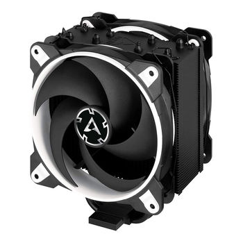 Cooler Arctic Freezer 34 eSports DUO Black/White, Socket AMD AM4, Intel 1150, 1151, 1155, 1156, 2066, 2011(-3) up to 210W, 2 x FAN 120mm, 200-2100rpm PWM, Fluid Dynamic Bearing 12
