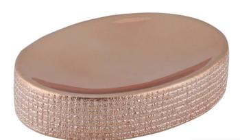 купить Мыльница Testrut (128250) Pink/Gold в Кишинёве