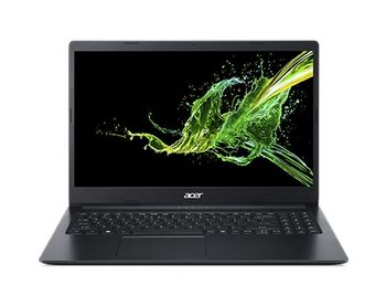 "ACER Aspire A315-34 Charcoal Black (NX.HE3EU.015) 15.6"" Full HD (Intel® Celeron® N4000 2xCore, 1.1-2.6GHz, 4GB (1x4) DDR4 RAM, 128GB PCIe SSD, Intel® UHD Graphics 600, w/o DVD, WiFi-AC/BT, 2cell, 0.3MP webcam, RUS, Linux, 1.94kg)"