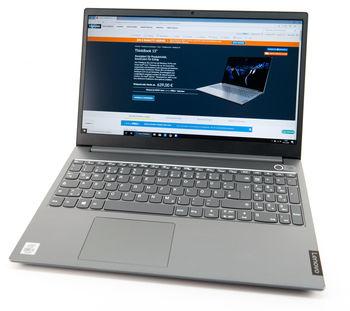 """cumpără Lenovo ThinkBook 15-IIL 15.6""""(Core i7-1065G7 8Gb 512Gb), Mineral Grey în Chișinău"""