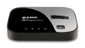 D-Link DIR-412 EVDO/CDMA/HSUDPA/HSDPA/UMTS 3.5G, Wireless 802.11g Router with 1-ports 10/100 Base-TX port and USB adapter connection