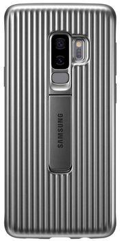купить Чехол для моб.устройства Samsung EF-RG965, Galaxy S9+, Protective Stadning, Silver в Кишинёве