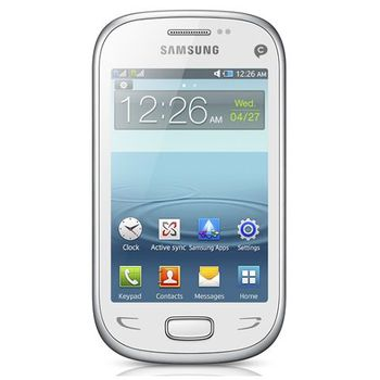 Samsung S5292 Star Deluxe White 2 SIM (DUOS)