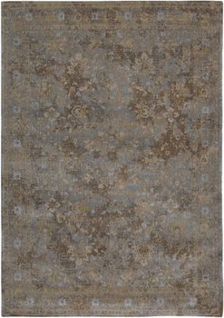 Ковёр ручной работы LOUIS DE POORTERE Fading World Grey Beige 8942