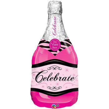купить Бутылка Шампанского Розовая в Кишинёве