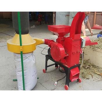 Измельчитель кормов и зерна Мс-400-24 турбина и циклон