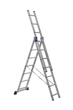 купить Трехсекционная лестница (3x7ст) H3 5307 в Кишинёве
