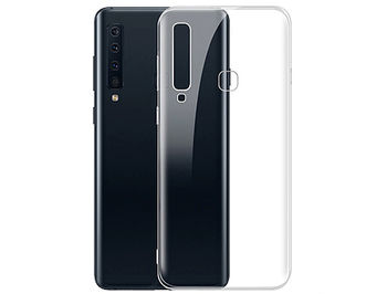 140017 Husa Screen Geeks Samsung Galaxy A9 (2018), TPU ultra thin, transparent (чехол накладка в асортименте для смартфонов Samsung)