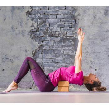 купить Кирпич для йоги и фитнеса Spokey Yoga Block Nidra 7.5*15.2*22.5 см, 926634 в Кишинёве