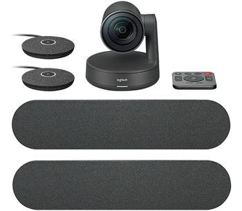 купить Веб-камера Logitech Video Conferencing System Rally Ultra-HD ConferenceCam в Кишинёве