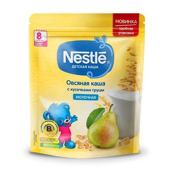 cumpără Nestle terci de ovăz cu lapte și pere, 8+ luni, 220 g în Chișinău