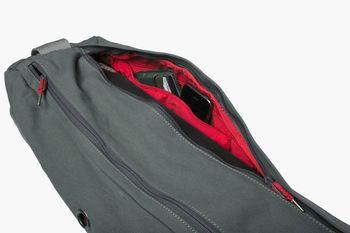 Geanta pentru yoga mat GManduka Journey On Local 2.0 Mat Bag TRANSIT