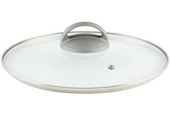 Крышка стеклянная Simpatia 32сm
