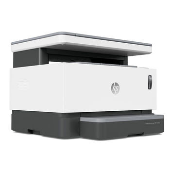 MFD HP Neverstop Laser 1200w, White, 600 dpi, A4, up to 20 ppm, 64MB, up to 20000 pages/month, High speed USB 2.0, Wi-Fi 802.11b/g/n, Wi-Fi Direct print by apps, PCLmS, URF, PWG (Reload kit W1103A and W1103AD, drum W1104A )