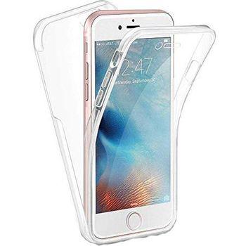 купить Чехол Senno ТПУ 360 iPhone 6/6s Plus, Transparent в Кишинёве