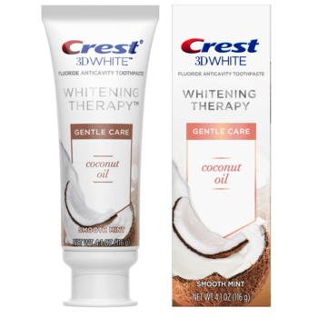 купить Crest 3d white Whitening therapy - COCONUT OIL в Кишинёве