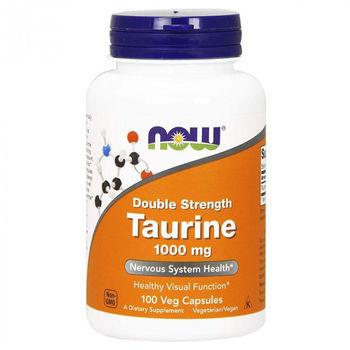 купить Taurine 1000 mg 100 veg caps в Кишинёве