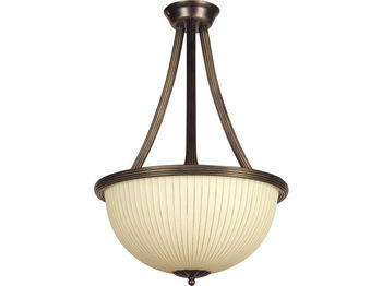 купить Светильник BARON 3л сер-коричн 4140 в Кишинёве
