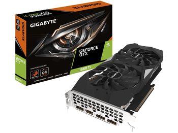 VGA Gigabyte GTX1660Ti 6GB GDDR6 OC