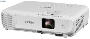 cumpără WXGA LCD Projector Epson EB-W05, 3300Lum, 15000:1, WXGA (1200х800), 1.2x Zoom. Технология: LCD: 3×0.59″ P-Si TFT;  Разрешение: WXGA (1280×800);  Яркость: 3300 ANSI lm;  Цветовая яркость: 3300 ANSI lm;  Контрастность: 15000:1;  Зум 1,2х (оптический);  Передача изображения по беспроводной сети Wi-fi (опционально);  Автоматическая коррекция вертикальных трапецеидальных искажений;  Быстрая коррекция горизонтальных трапецеидальных искажений ручкой-слайдером;  Функция Quick Corner;  Возможность просмотра изображений напрямую с USB носителей;  Функция копирования настроек и обновления прошивки через USB;  USB Display 3-в-1 — передача изображения, звука и сигналов управления по USB кабелю;  Функция Split Screen;  Прямое подключение к документ-камере Epson ELPDC07;  Встроенный динамик 2 Вт;  Фронтальный вывод тепла;  Моментальное выключение;  Вес: 2,5 кг.   Состав поставки:  •Проектор;  •Кабель питания 1,8 м;  •Кабель для подключения к ПК с 15-контактным разъемом D-Sub (n/n) 1,8м;  •Пульт ДУ;  •Руководство пользователя. în Chișinău