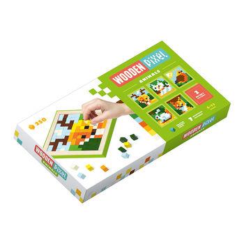 купить Cubika Wooden Pixel Деревянная Мозаика Животные в Кишинёве