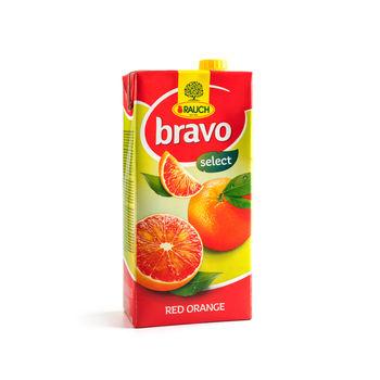 BRAVO Red Orange