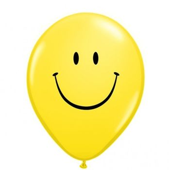 купить Шарик с Гелием - Smile в Кишинёве