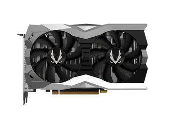 ZOTAC GeForce RTX 2060 Twin Fan 6GB DDR6, 192bit, 1680/14000Mhz, Dual Fan / IceStorm 2.0, 1xHDMI, 3xDisplayPort, FireStorm, Premium Pack