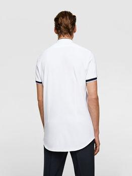 Рубашка ZARA Белый 7545/260/250.