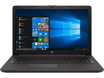 "HP 250 G7 Dark Ash Silver Textured, 15.6"" FHD SVA (Intel Pentium Gold 4417U 2xCore, 2.3GHz, 4GB (1x8) DDR4 RAM, 256GB PCIe NVMe SSD, Intel HD Graphics 610, no ODD, Card Reader, WiFi-AC/BT4.2, HDMI, LAN, 3cell, VGA  Webcam, Ru, FreeDOS, 1.78kg)"