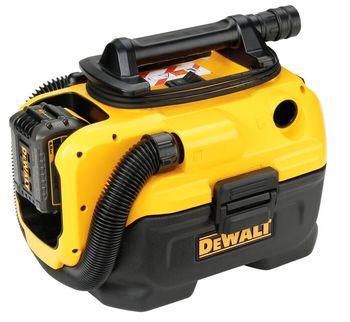 Промышленный пылесос DeWalt FlexVolt DCV584LN