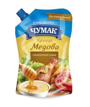 Горчица Медовая Чумак 120 гр