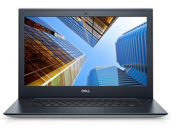 DELL Vostro 14 5000 Silver (5471), 14.0'' FuIID (lnteI® Core™ i7-8550U 1.8-4.0GHz, 8GB DDR4 RAM, 128GB SSD+1TB HDD, AMD Radeon 530 4GB DDR5 Graphics, CR, HDMI, USB-C, WiFi-AC/BT4.0, 3cell, 720p Webcam, Backlit KB, FP, RUS, Ubuntu, 1.69kg)