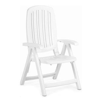 Кресло складное Nardi SALINA BIANCO 40290.00.000 (Кресло складное для сада и террасы)