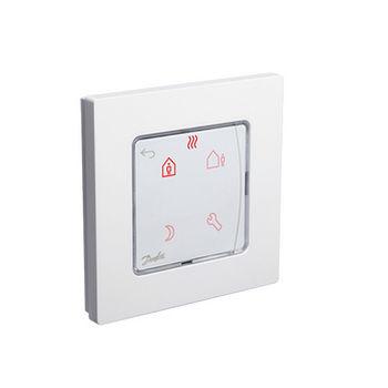 купить Danfoss Icon™ программируемый комнатный термостат, 230 В, встраиваемый в Кишинёве