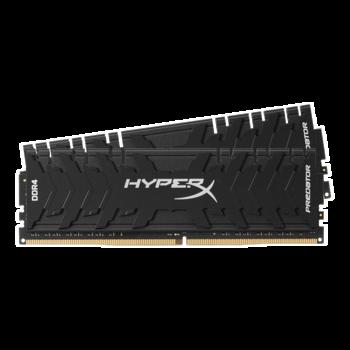 купить 16GB DDR4-3000MHz  Kingston HyperX Predator (Kit of 2x8GB) (HX430C15PB3K2/16) в Кишинёве