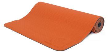 Mat pentru yoga Lotus Pro orange -6mm