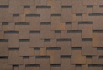 купить Shinglas, коллекция Болеро - Граунд (коричневый) в Кишинёве