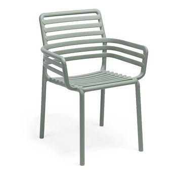 Кресло Nardi DOGA ARMCHAIR MENTA 40254.15.000 (Кресло для сада и террасы)