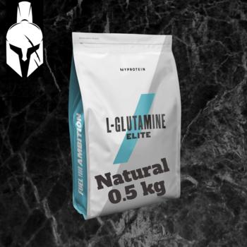 L-глютамин ELITE 100% - Натуральный вкус - 0,5 кг