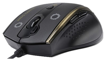 A4Tech F3 Black USB