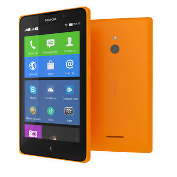 Nokia XL Orange 2 SIM (DUAL)