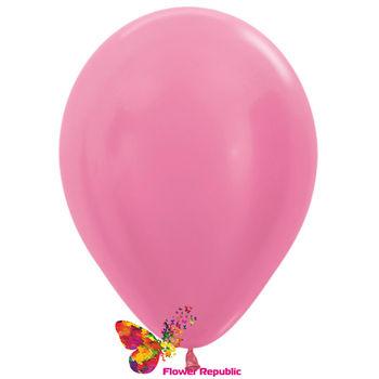 купить Воздушные шары , фуксия перламутр - 30 см в Кишинёве
