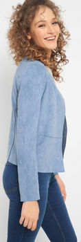 Пиджак ORSAY Синий